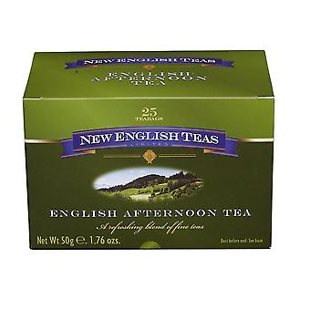 Classic english afternoon tea 25 individually wrapped teabags