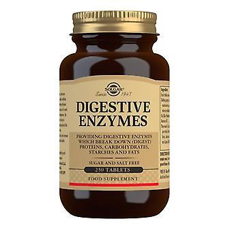 Solgar Digestive Enzymes Tablets 250 (1001)