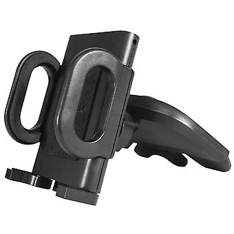 CD slot bil telefon Mount holder for Microsoft Lumia 532 dual SIM med en 360 graders vinkel