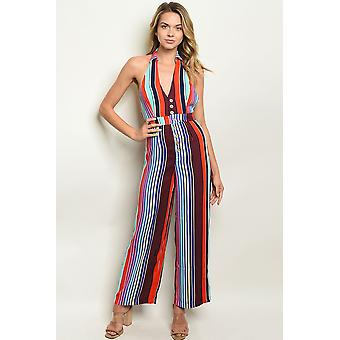 Multy stripes jumpsuit