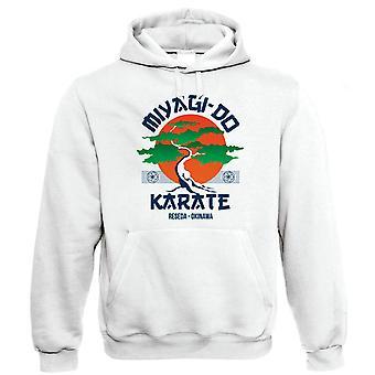 Miyagi Do Karate Movie Inspired Hoodie | Retro Gift Him Her