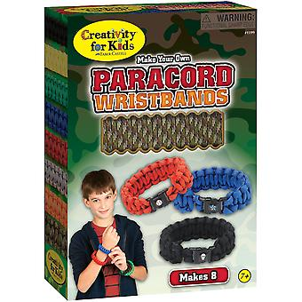 Make Your Own Paracord Wristbands Kit 1199000