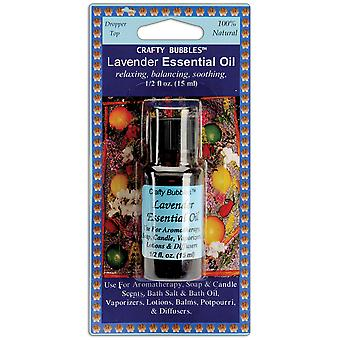 Essential Oils .5 Ounce Pkg Lavender Cb11