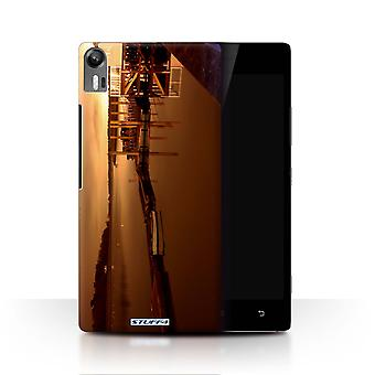 STUFF4 Case/Cover for Lenovo Vibe Shot/Z90/Harbour/British Coast