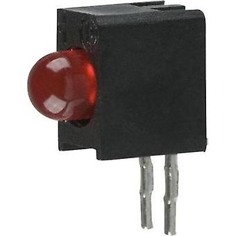 Componente de LED rojo (L x W x H) 10.03 x 7,74 x 4,06 mm Dialight