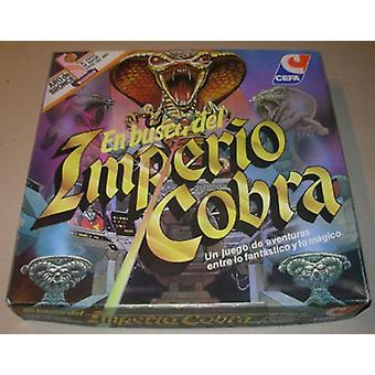 Cefa In Search Of Empire Cobra Vintage (Kids , Toys , Table Games , Paper)