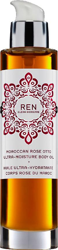 Ren marokkanische Rose Otto Ultra Moisture Body Oil