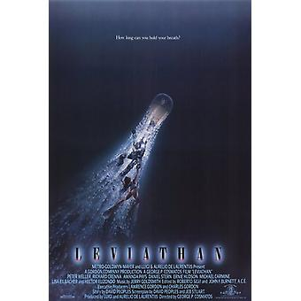 Leviathan Movie Poster (11 x 17)