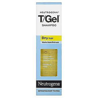 Neutrogena Dry Dandruff Shampoo Gel 250 Ml (Woman , Hair Care , Shampoos)