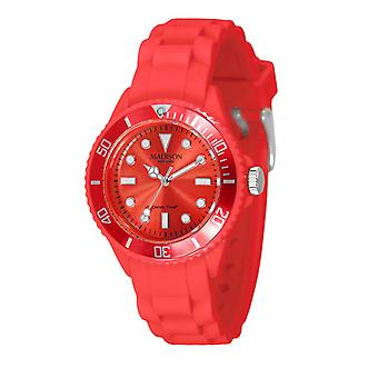 Candy time by Madison N.Y.. watch mini L4167-11 Red