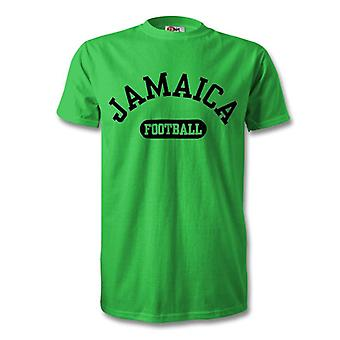 Jamaica Football Kids T-Shirt