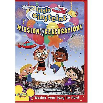 Kleine Einsteins - kleine Einsteins: Mission Feier! [DVD] USA import