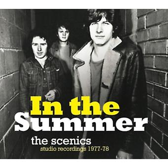 In The Summer: Studio Recordings 1977-78 by Scenics
