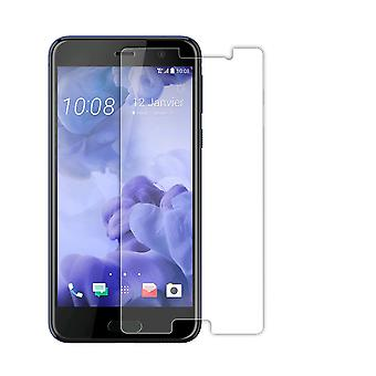 Genuine Tempered Glass LCD Screen Protector Film For HTC U Play x 2