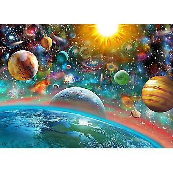 Uniwersalne Splendor Poster Print przez Adrian Chesterman