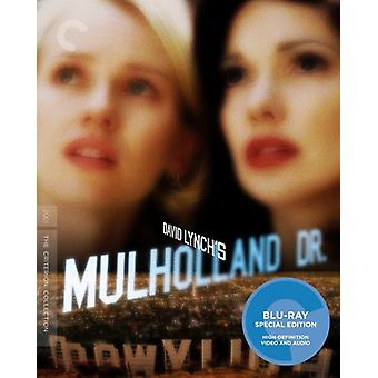 Mulholland Dr [Blu-ray] USA import