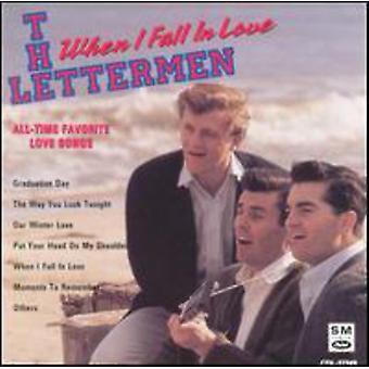 Lettermen - når jeg falder i kærlighed [CD] USA import