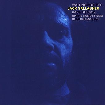Jack Gallagher - venter Eve [CD] USA import