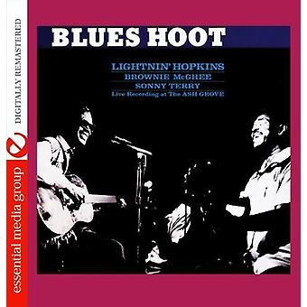 Lightnin' Hopkins - Blues Hoot [CD] USA import