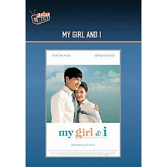 Min pige & I [DVD] USA importerer