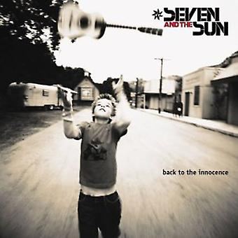 Seven & the Sun - Back to the Innocence [CD] USA import