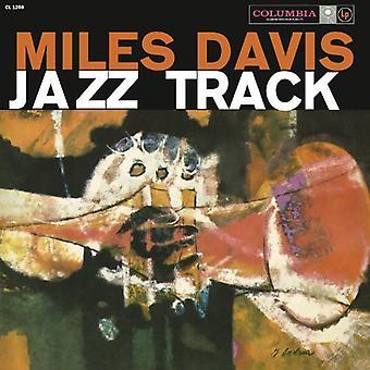 Miles Davis - Jazz spår [Vinyl] USA import