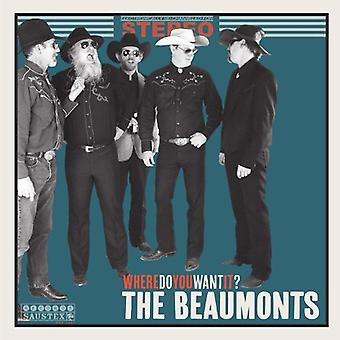 Beaumonts - hvor vil du det? [Vinyl] USA import