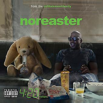 N.O.R.E - Noreaster [CD] USA importerer