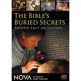 Nova - Nova: Bibelens begravede hemmeligheder [DVD] USA import