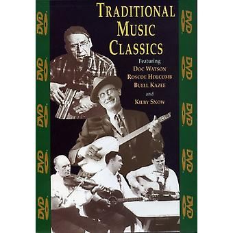 Traditionel musik Classics [DVD] USA importerer