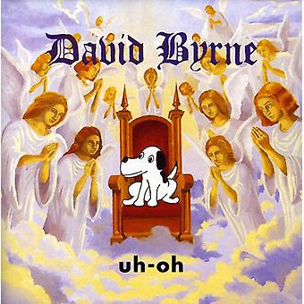 David Byrne - Uh-Oh [CD] USA import