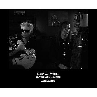 Jozef Van Wissem - Apokatastasis [CD] USA import