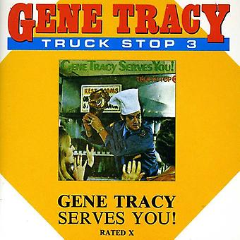Genet Tracy - Truck Stop 03 [CD] USA import