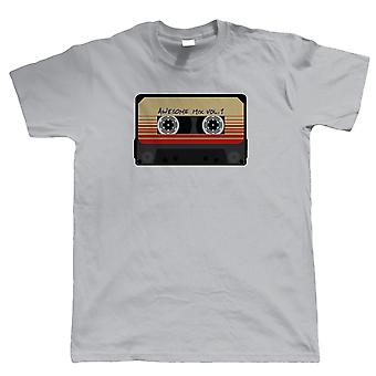 Super Mix Tape Mens Funny T Shirt