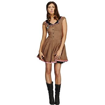 Fever collection, Wild West Cowgirl Womens costume