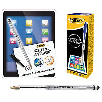 Bic Bolígrafo Cristal Stylus (Toys , School Zone , Drawing And Color)