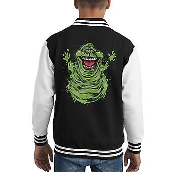 Ghost Busters reine Ektoplasma Kid Varsity Jacket