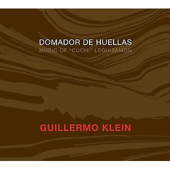 Guillermo Klein - importación de Estados Unidos de Domandor De Huellas [CD]