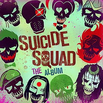 Suicide Squad: The Album (Edited) - Suicide Squad: The Album (Edited) [CD] USA import