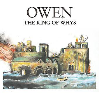 Owen - King of Whys [CD] USA import