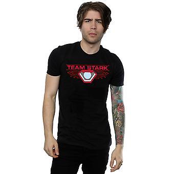 Marvel Men's Captain America Civil War Team Stark T-Shirt