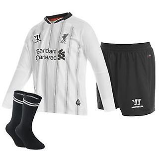 2013-14 Liverpool Home Goalkeeper Mini Kit