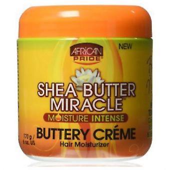 Afrikanske stolthed Shea smør mirakel smøragtig Creme 6oz