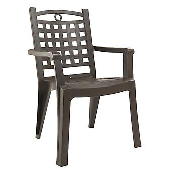 Grosfillex Chair Bora  Bronze