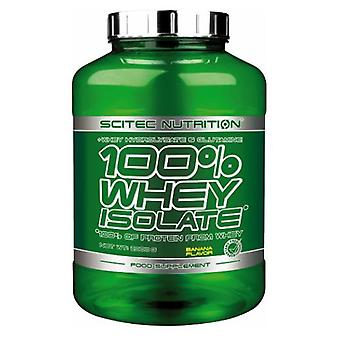 Scitec Nutrition Whey Isolate Banana 700 Gr (Sport , Muscle mass , Proteins)