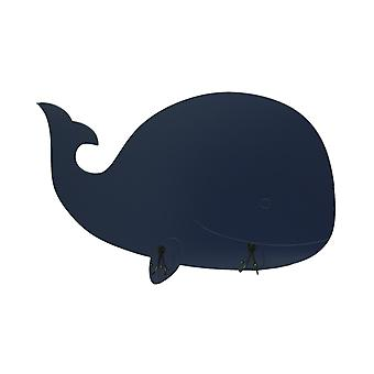 Adorable Blue Whale Key Rack Wall Hook 33 By 20 Inches