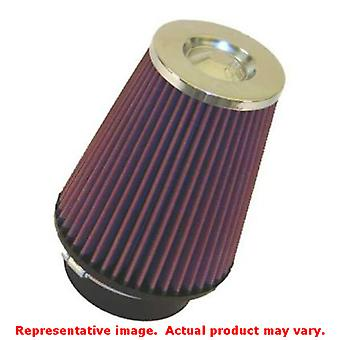 K&N Universal Filter - Round Cone Filter RU-5163 0in(0mm)in Fits:HONDA 2007 - 2