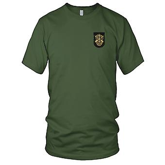 US Special Forces Green Beret Insignia - De Oppresso Liber - Vietnam Embroidered Patch - Kids T Shirt