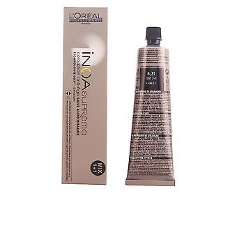 L'Oreal Expert Professionnel Inoa Supremecoloration Anti-age Sans Amoniaque #6,31 60 Gr Unisex