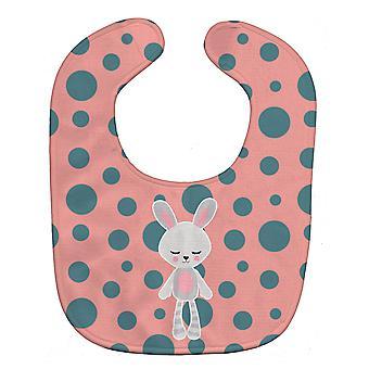 Carolines Schätze BB9182BIB Kaninchen Baby Lätzchen